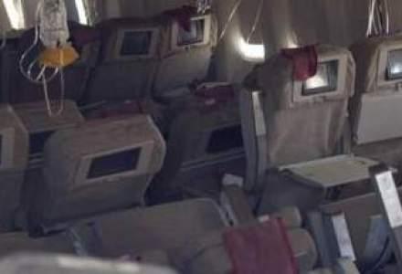 Un avion medical s-a prabusit in judetul Cluj. Cei 7 raniti au fost gasiti