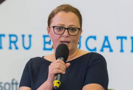 "Gabriela Ford, președinte Fundația EOS ROmânia: ""Avem nevoie de o strategie de educație digitală imediată"""