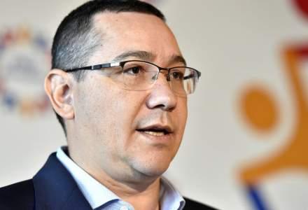 Victor Ponta: O alianţă PRO România-PSD la parlamentare ar fi pe primul loc