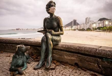 Numărul de cazuri de COVID-19 a depăşit pragul de 4 milioane în Brazilia