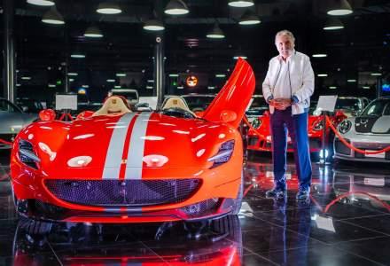 Ferrari F176 Monza SP2 devine cel mai nou exponat al Tiriac Collection
