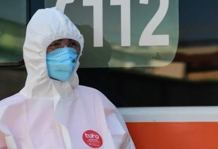 Record de cazuri noi de COVID-19 în București: 352 de persoane infectate
