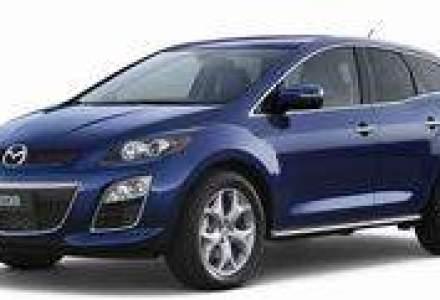 Mazda prezinta SUV-ul CX-7 facelift la Geneva