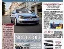 Volkswagen are propriul ziar...