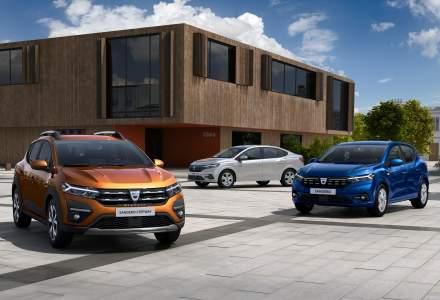 Dacia prezintă noile Logan, Sandero și Sandero Stepway