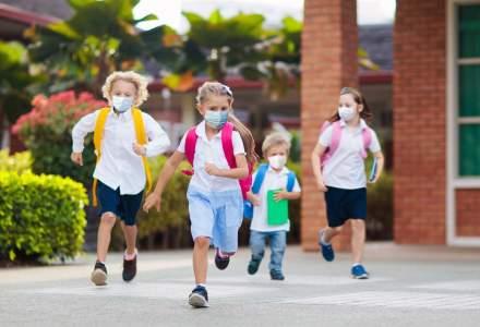 Școlile și grădinițele din București se vor deschide pornind de la scenariul galben