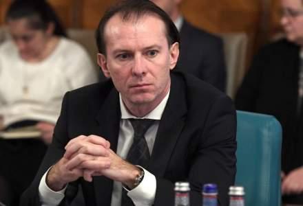 Florin Cîţu: Investiţiile au avut o contribuţie pozitivă la creşterea economică de 0,4 puncte procentuale în trimestrul al doilea