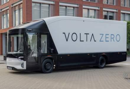 Startup-ul suedez Volta dezvăluie un camion electric. Va fi fabricat în Marea Britanie