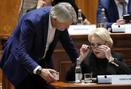 Eugen Teodorovici îi cerea Vioricăi Dăncilă în 2019 amânarea creșterii pensiilor cu 40%