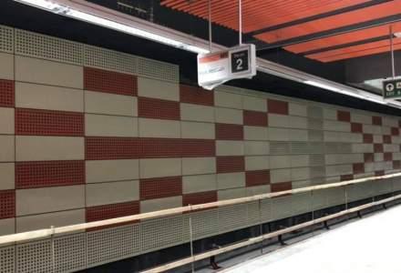 Magistrala de metrou M5 Drumul Taberei ar putea fi deschisă la finalul acestei săptămâni. Bode: Miercuri are loc recepția lucrărilor