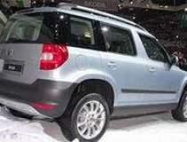 Skoda a prezentat SUV-ul Yeti...
