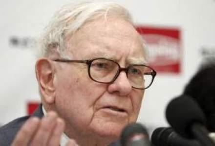 SUA ar putea declara compania lui Warren Buffett de importanta sistemica in sectorul financiar