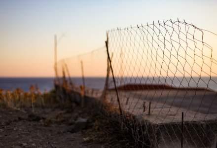 Cea mai mare tabără de migranți din Grecia, distrusă în urma unui incendiu