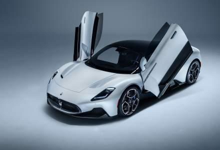 Maserati dezvăluie noul model MC20. Designul a fost realizat în 2 ani