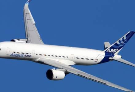 Airbus testează un program pentru reducerea consumului de carburant în aviație