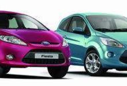"""Reteaua Romcar organizeaza """"Porti Deschise"""" pentru noile Ford Fiesta si Ka"""