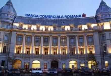 Ce profit a facut BCR, cea mai mare banca din piata