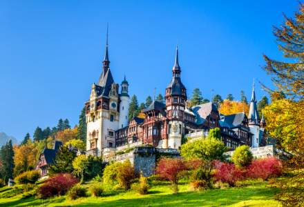 TOP trei cele mai instagramabile castele