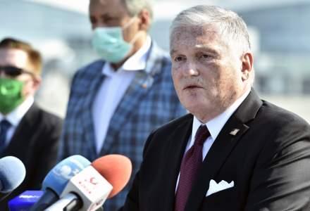 "Ambasadorul SUA, critica presa din România ""abonata"" la banii Huawei"