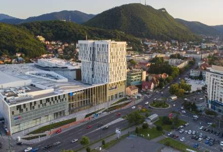 AFI Europe a închiriat peste 50% din prima clădire a proiectului de birouri din Brașov