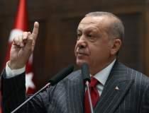 Erdogan îl avertizează pe...