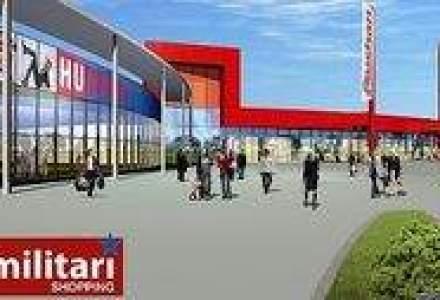 Militari Shopping se deschide pe 2 aprilie