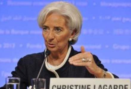 Christine Lagarde contrazice tonul optimist de la Davos. Ce avertismente face sefa FMI