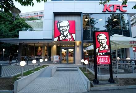 KFC România angajează: peste 400 de locuri de muncă disponibile în România