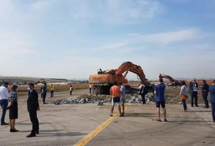 Au început noile lucrări pe Aeroportul Internațional Avram Iancu Cluj