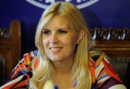 Elena Udrea merge la Partidul Miscarea Populara