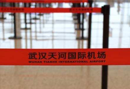 Pe aeroportul din Wuhan a ajuns primul zbor internațional