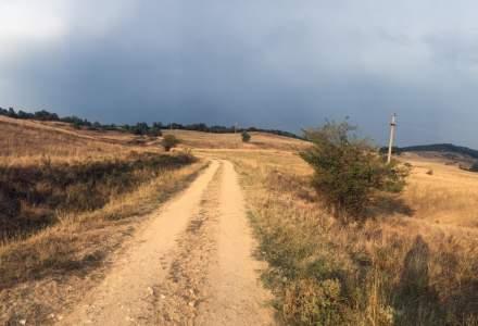 VIDEO Unde crește deșertul. Efectele schimbărilor climatice din România