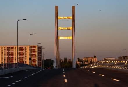 Firea anunță deschiderea podului Ciurel și dă detalii despre a doua etapă a investiției