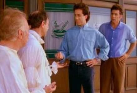 Jerry Seinfeld: Actorii din Seinfeld se reunesc pentru un nou proiect