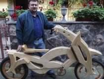 Un roman a creat o bicicleta...