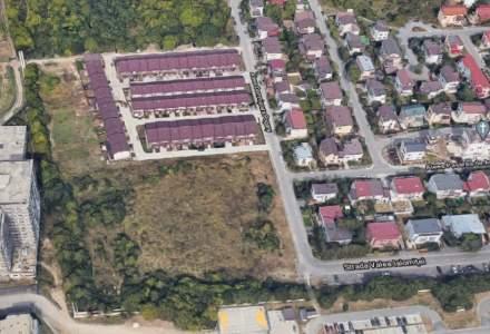 Teren verde trecut ilegal din PUZ-ul coordonator al Sectorului 6 în teren pentru construcții