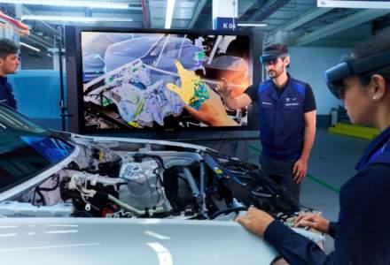 BMW Group utilizează realitatea augmentată în crearea prototipurilor