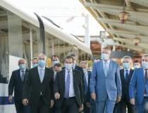 Iohannis a testat ruta...