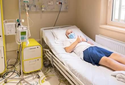 Dăruiește Viață a finalizat renovarea primei Clinici de Transplant de Celule Stem la copii din România