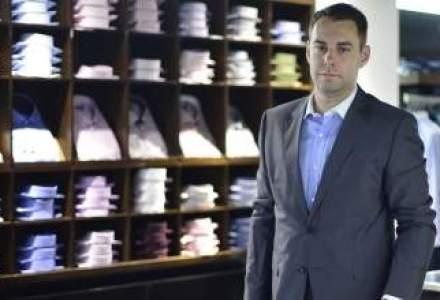 Andrei Alecu inchide magazinele Hugo Boss: Vanzarile erau intr-o constanta scadere. O noua investitie nu facea sens
