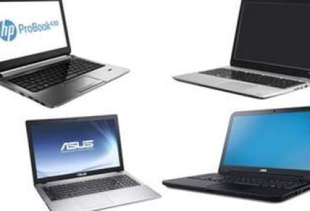 Cele mai bune laptopuri pe care le poti cumpara cu mai putin de 2.000 de lei