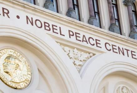 Ceremonia pentru premiile Nobel, anulată