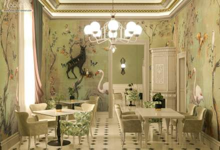 (P) Secretele unei amenajări de restaurant fine dining