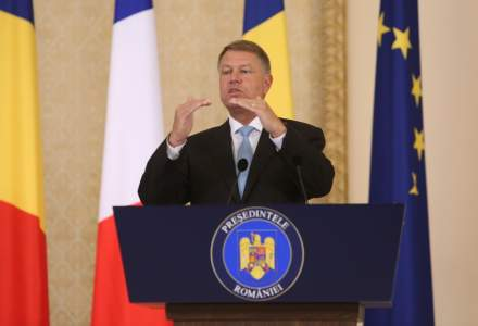 Klaus Iohannis nu va promulga rectificarea bugetară