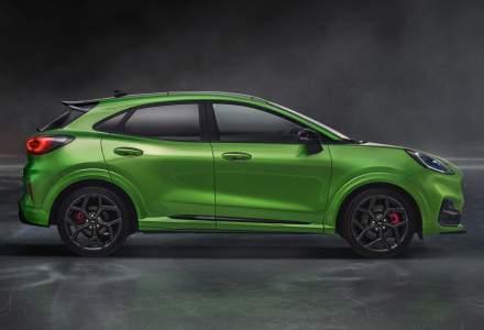 Ford lansează cea mai puternică mașină de serie fabricată în România