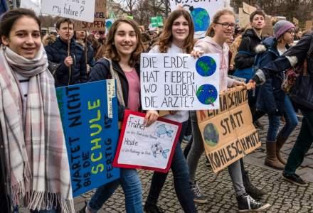 Fridays for Future: tineri din întreaga lume au protestat împotriva schimbărilor climatice