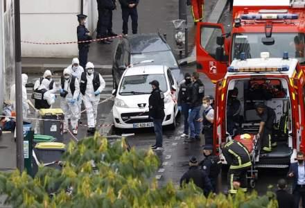 Atac cu macetă lângă fostul sediu Charlie Hebdo: două persoane, în stare gravă