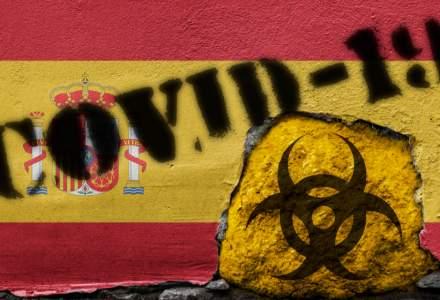 Carantina selectivă a generat proteste violente în Spania