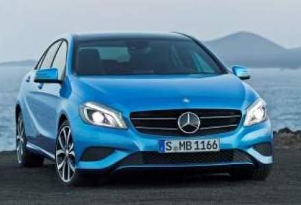 Profitul Daimler, la un nivel record in 2013
