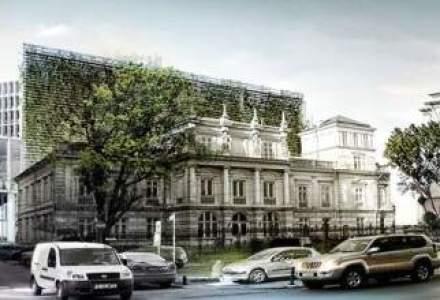 Proiectul imobiliar initiat de Ovidiu Popescu la Palatul Stirbei, avizat de Ministerul Culturii